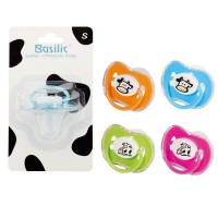 BASILIC Soother in Orthodontic Shape_D040