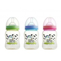 Basilic PES Wide-Neck Feeding Bottle D065