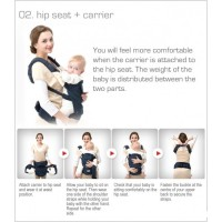 BABYLOVE Hip Seat carrier