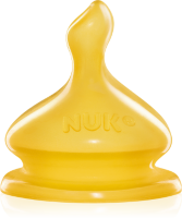 NUK PREMIUM Anti-Colic Latex Teat Level 2