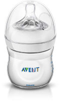 AVENT Natural Bottle 4oz / 125ml Twin Pack