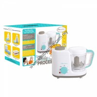 Autumnz - Baby Food Processor 2-in-1(Steam & Blend)