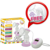 Autumnz Breastpump BLISS Convertible Single Electric