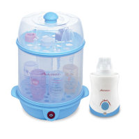 Autumnz - 2-in-1 Steriliser/Steamer + Home/Car Warmer Combo