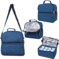Autumnz - Deluxe Double layer Cooler Bag