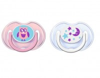 AVENT 0-6m Classic Pacifier - Fashion
