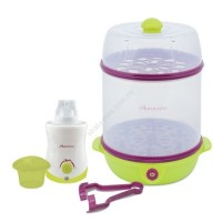 Autumnz - 2-in-1 Steriliser/Steamer + Home Warmer Combo